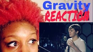 Clark Beckham-Gravity Ft. YEBBA (CRAZY Reaction)
