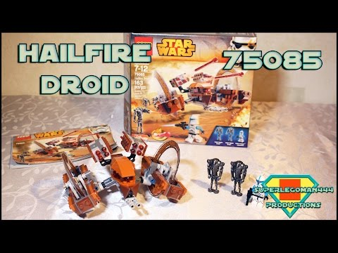Lego Star Wars 75086 Battle Droid Troop Carrier Review
