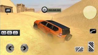 Luxury LX Prado Desert Driving - Android Gameplay  🚗 screenshot 5