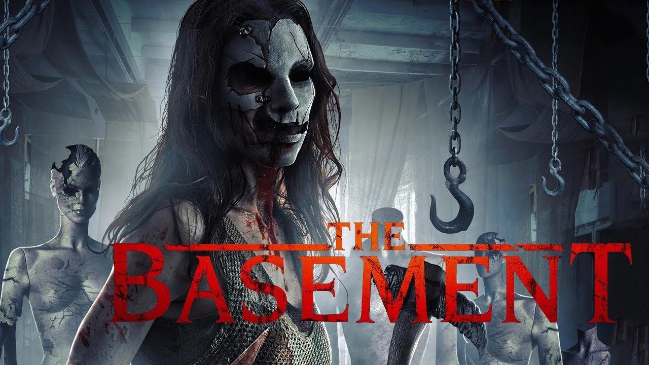 Hasil gambar untuk The Basement (2017)