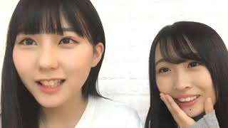 프로듀스48에 출연했던 타나카 미쿠(田中 美久)의 2018년 12월 9일자 쇼...