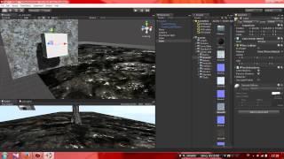 Микро видео урок по Unity3D (Урок 4 часть1)