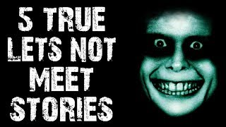 5 TRUE Disturbing Horror Stories from Reddit Let's Not Meet | (Scary Stories)