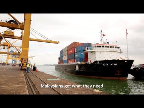 Oracle Autonomous Cloud for Johor Port, Malaysia