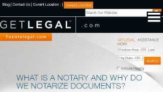 What Does A Notarized Document Mean