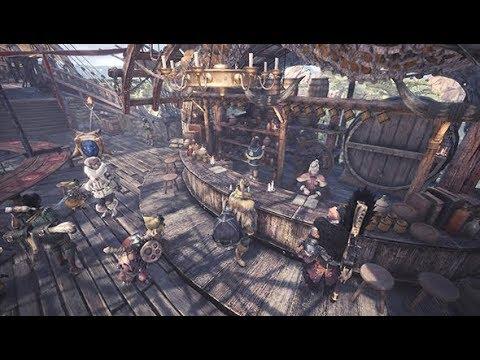 Monster Hunter: World - Closer Look at Online Mode