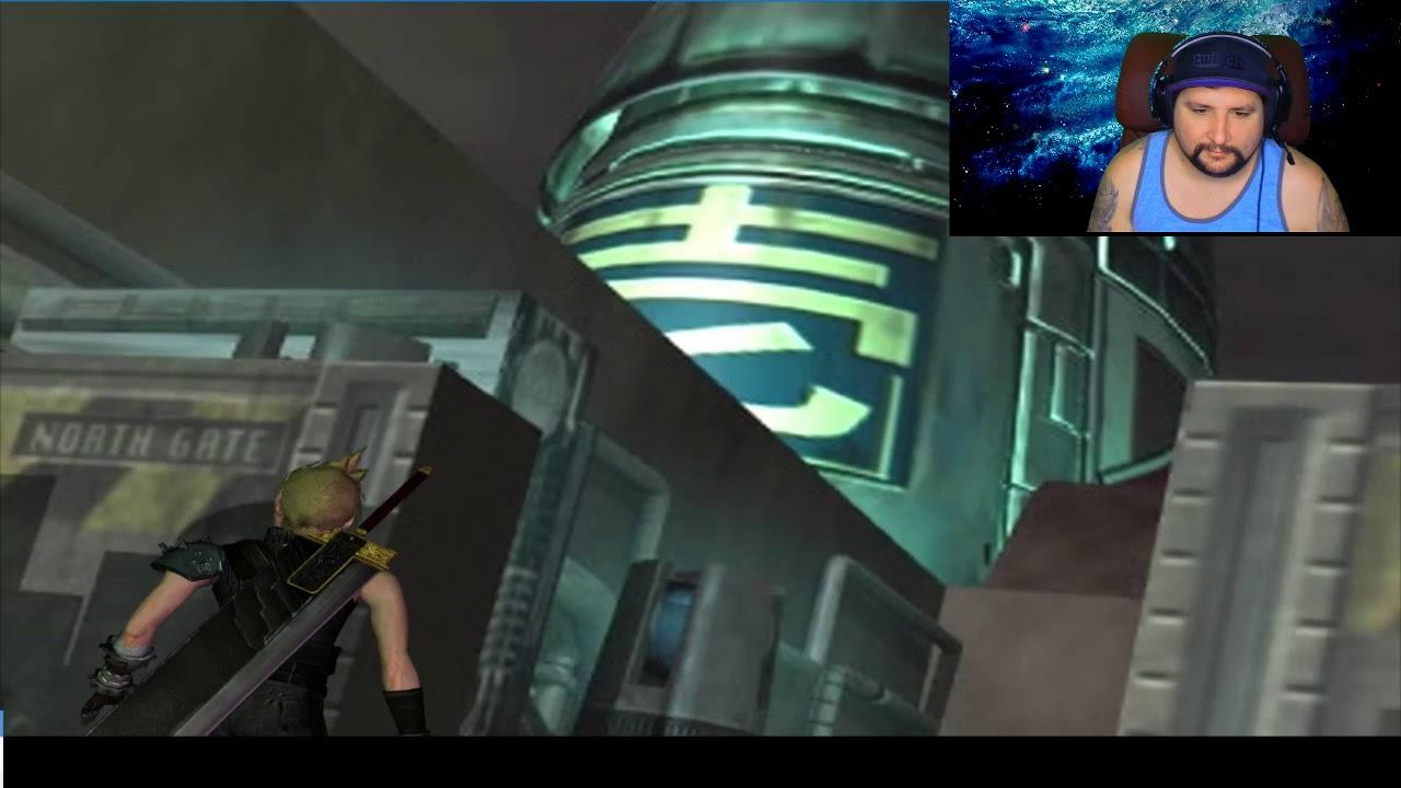 Final Fantasy VII Echo-S mod demo released (unofficial