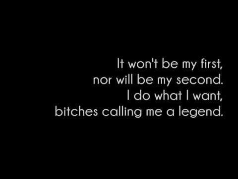 Borgore - Legend [Lyrics] [HD]