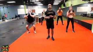 Tuesday Leg day with Trainer Hannibal!!