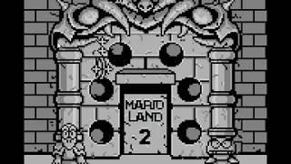 Super Mario Land 2 - 6 Golden Coins (Game Boy) - Let's Show