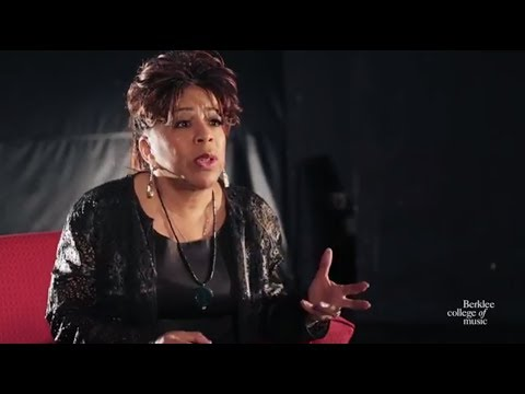 Valerie Simpson, Exclusive Interview with Berklee College of Music