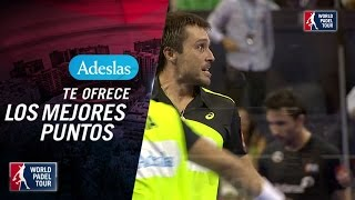 Mejores puntos  | HP XCam Sevilla Open 2016