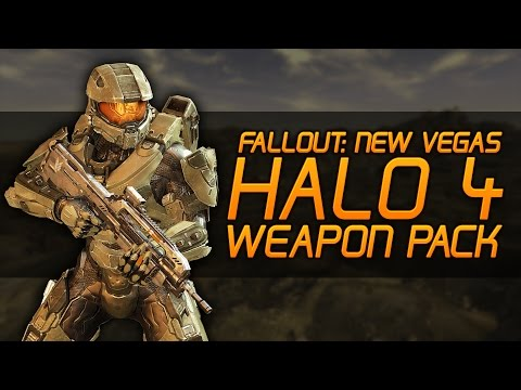Fallout New Vegas Mods - Halbech - The Encounter/BRAVO ...