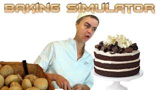 Let's Bake Again /// Baking Simulator