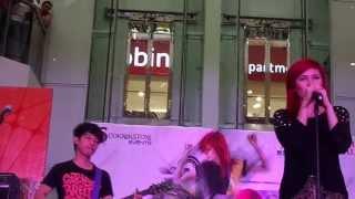 "Salamat - Yeng Constantino ""Live @ Robinson"