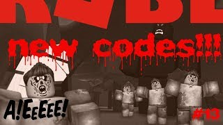 NEW SECRET CODES (RUBIES & CASH) FOR ROBLOX BLOOD MOON TYCOON!! #13