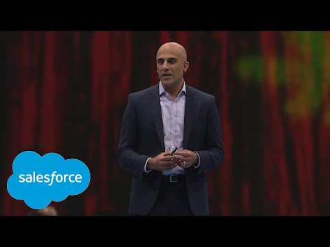 Financial Services Keynote: Unify The Experience, Unlock Loyalty