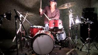 Bert Switzer on Drums - 9.21.10 (1) - Video Diary