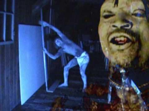 """Perf Art-La tête de nègre / Apollinaire WANTINA""""vidéo muette / PROGR. Berne"""""""