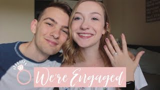WE'RE GETTING MARRIED! | Proposal Story