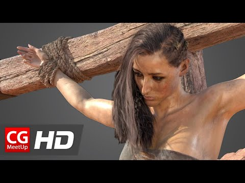 "CGI VFX Breakdown HD: ""Conan Exiles Cinematic VFX Breakdown"" by Black and Imaginations Studios"