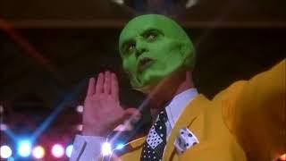 Маска 1994 танец Тины и маски в клубе (Кэмерон Диаз и Джим Керри)