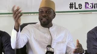 Ousmane Sonko : l'etat vol 94 milliard pour blanchir Mamour Diallo...