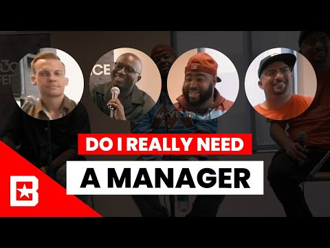 """Do I Really Need A Manager?"" Music Industry Experts Weigh In"
