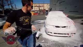 Chemical Guys: TORQ Foam Cannon - Snow Foam Car Wash Epic Detailing