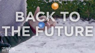 Thumb Chucks | Tutorial - Beginner- Back to the Future