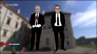Vertretung von Staatsämtern in Österreich