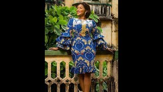 50+ Most Trendy And Stylish #African Fashion Short Dresses: #Ankara Short Dresses Collections
