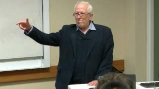 UC ERSKINE FELLOW - PROFESSOR GEORGE ELLIS - LECTURE 2