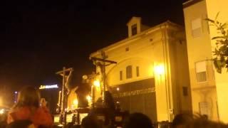 Salida del Santísimo Cristo del Perdón. Málaga 2013. (Dolores del Puente)