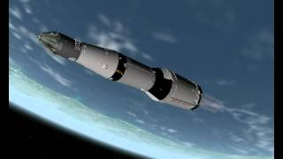 Apollo 11 Launch - Flight Directors Loop