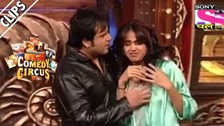 Sudesh, Molly And Krushna Remake Darr - Kahani Comedy Circus Ki