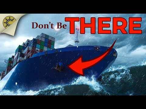 How Do Ships Get Weather Forecasts? | Navtex & Shipping Forecast