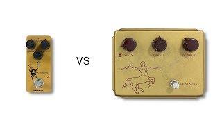 Nux Horseman vs Klon Centaur