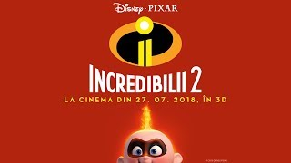 Incredibilii 2 (Incredibles 2) TLR C-D2 - Illegal - Dublat - 2018