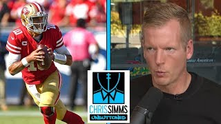 Los Angeles Rams vs. San Francisco 49ers: Week 6 Game Review | Chris Simms Unbuttoned | NBC Sports