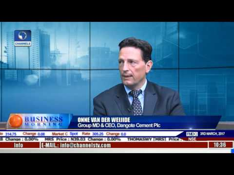 Dangote Cement Earnings: Competition In Nigeria's Cement Sector Pt. 1