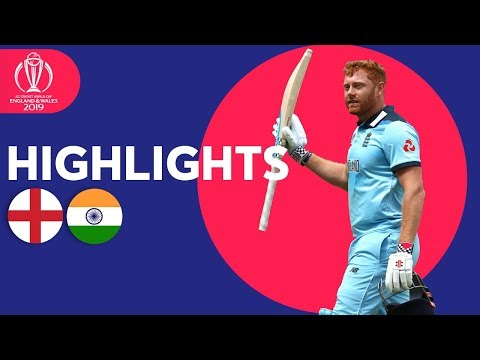 bairstow-leads-england-to-victory-|-england-vs-india---match-highlights-|-icc-cricket-world-cup-2019