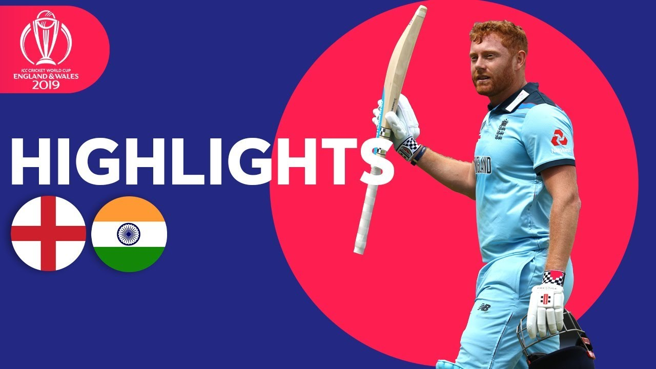 Download Bairstow Leads England To Victory | England vs India - Match Highlights | ICC Cricket World Cup 2019