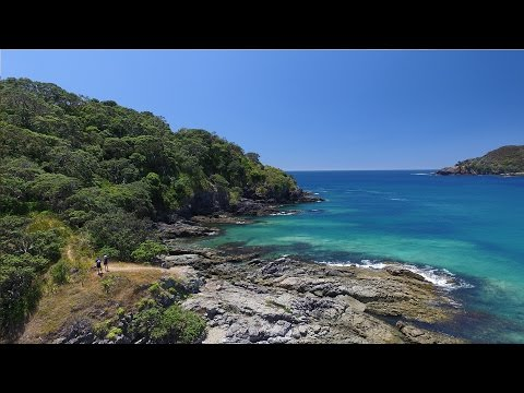 Amazing Drone Footage - Karikari Peninsula, New Zealand