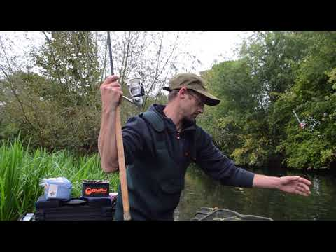 Roach Fishing On The Waggler. River Thames Backwater.