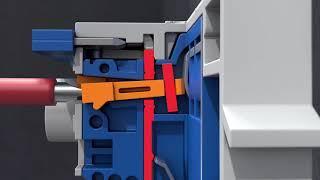 KV-Kleinverteiler mit Neutralleiter-Trennklemmen