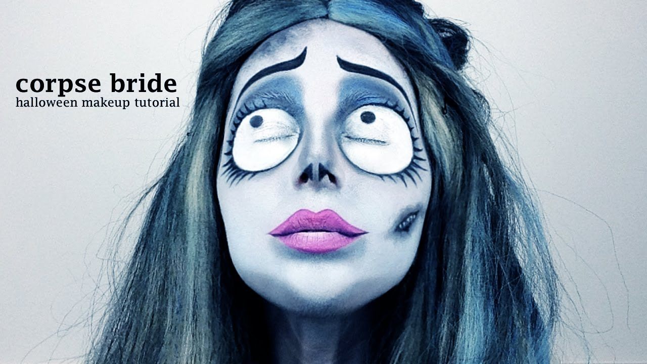 Corpse Bride Makeup Pictures : Gallery For > Corpse Bride Eye Makeup