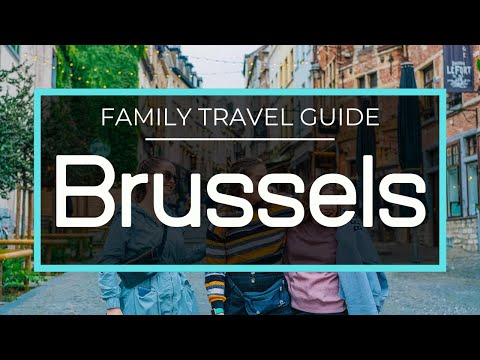 Brussels Travel Guide  - Top Things To Do In Brussels, Belgium