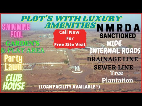ONE OF A KIND LEISURE LAYOUT(PLOT's) IN NAGPUR  4 PILLARS REALTY  REALTY DIGEST 
