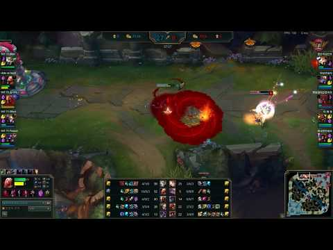 I'll carry, Faker on a rampage on the URF mode!, Vladimir Quadra kill!! [ solo queue ]